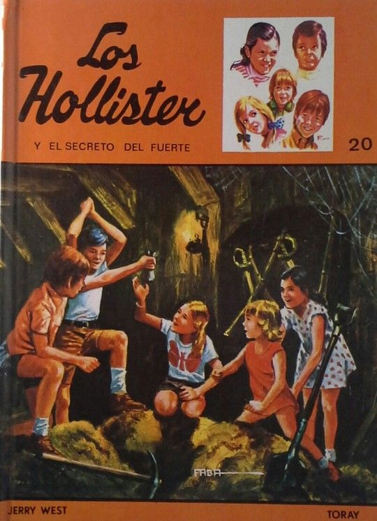 HOLLISTER Y EL SECRETO DEL FUERTE, LOS