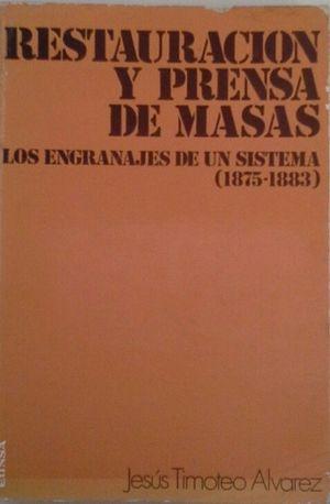 RESTAURACIÓN Y PRENSA DE MASAS