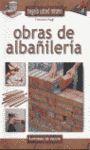 HAGA USTED MISMO OBRAS DE ALBAÑILERÍA