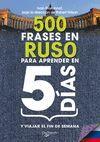 500 FRASES EN RUSO