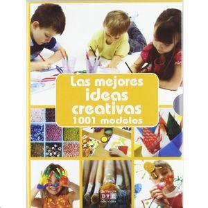 LAS MEJORES IDEAS CREATIVAS. 1001 MODELOS