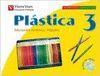 PLASTICA 3 GALICIA. LIBRO DO ALUMNO. EXPRESION PLASTICA E