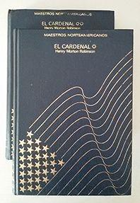 EL CARDENAL TOMO I Y TOMO II