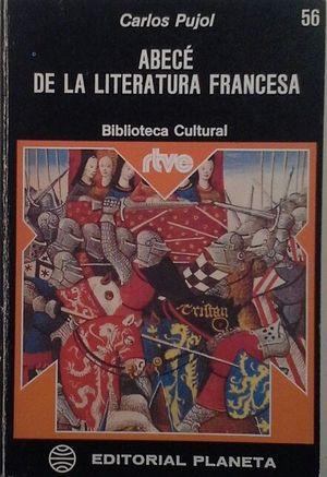 ABECÉ DE LA LITERATURA FRANCESA