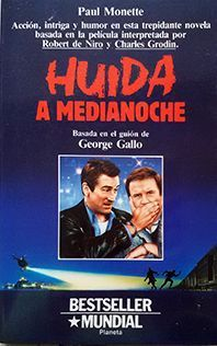 HUIDA A MEDIANOCHE