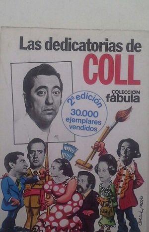 LAS DEDICATORIAS DE COLL