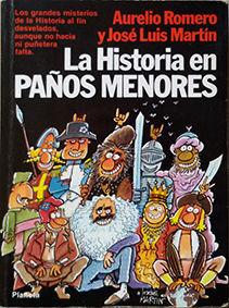 LA HISTORIA EN PAÑOS MENORES