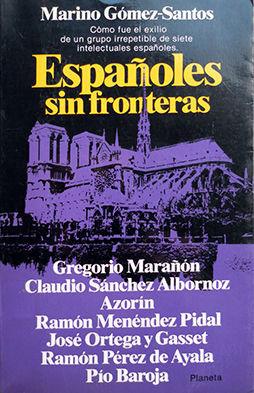 ESPAÑOLES SIN FRONTERAS