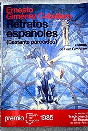 RETRATOS ESPAÑOLES