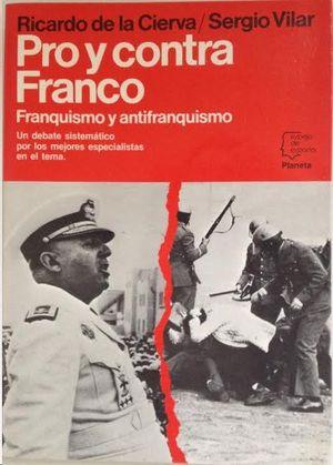 PRO Y CONTRA FRANCO