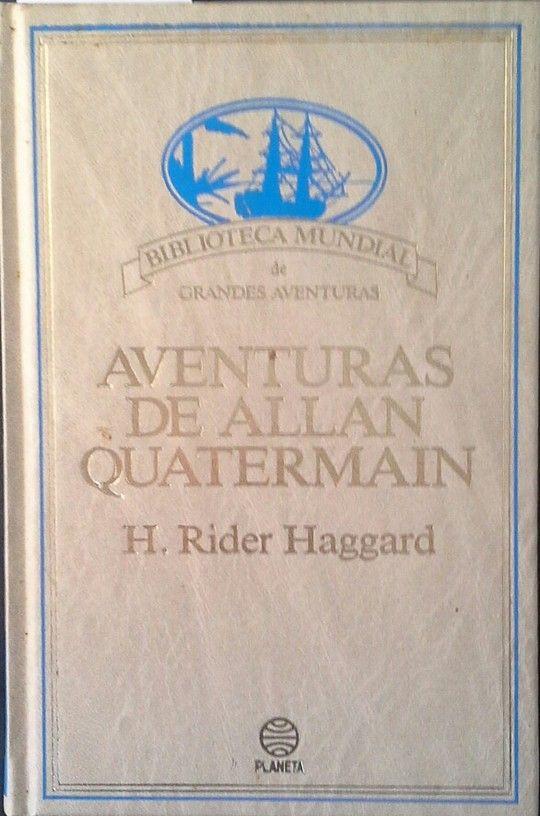 AVENTURAS DE ALLAN QUATERMANN