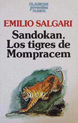 SANDOKAN - LOS TIGRES DE MONPRACEN