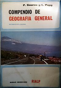 COMPENDIO DE GEOGRAFÍA GENERAL