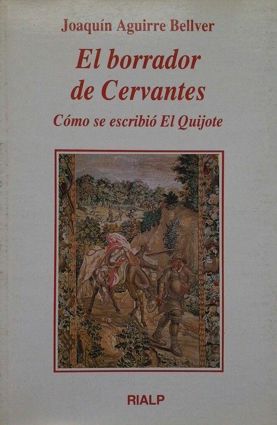 EL BORRADOR DE CERVANTES