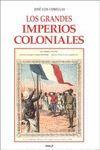 GRANDES IMPERIOS COLONIALES,LOS