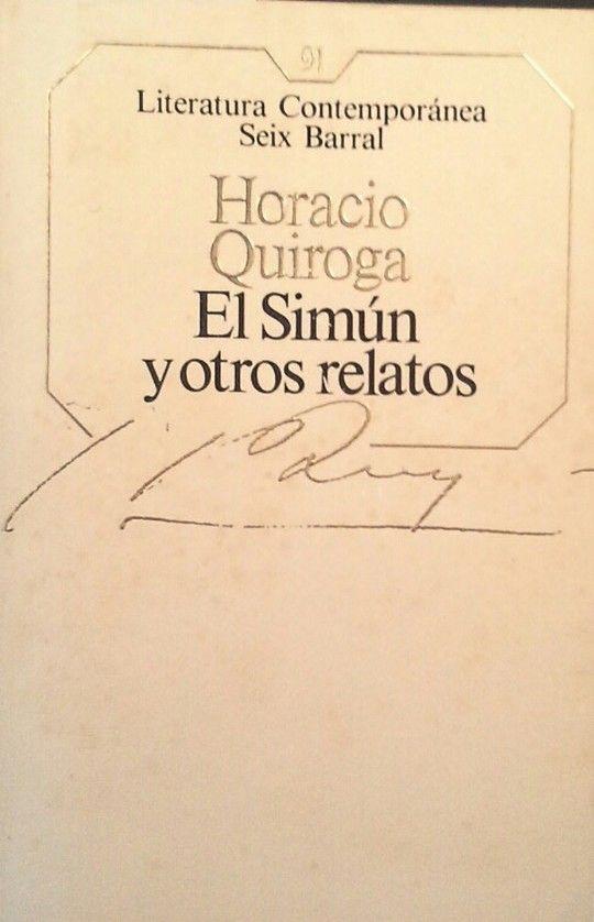 SIMUN Y OTROS RELATOS, EL