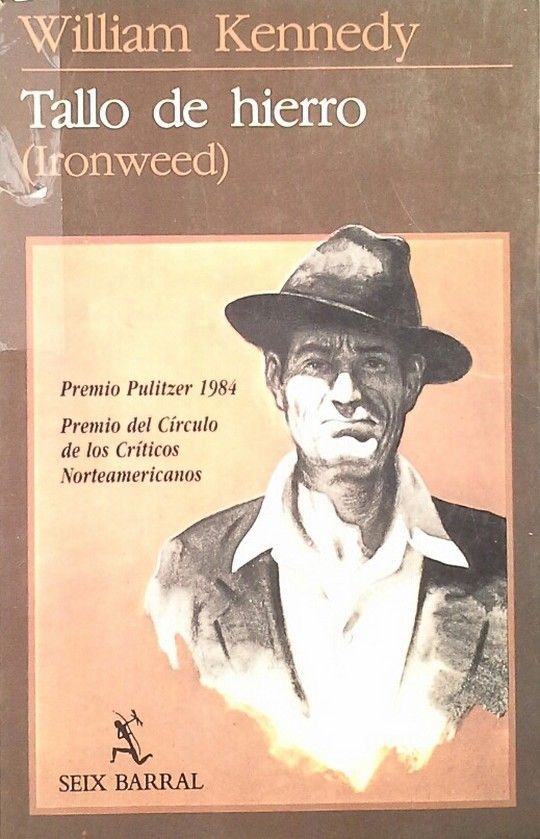 TALLO DE HIERRO (IRONWEED)