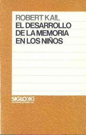 EL DESARROLLO DE LA MEMORIA EN LOS NIÑOS