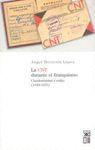 CNT DURANTE EL FRANQUISMO,LA.CLANDESTINIDAD Y EXILIO (1939-1975)