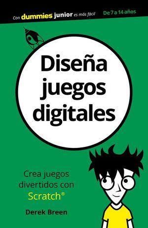 DISEÑA JUEGOS DIGITALES
