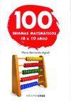 100 ENIGMAS MATEMATICOS.8-10 AÑOS