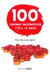 100 ENIGMAS MATEMATICOS.10-12 AÑOS