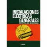 INSTALACIONES ELÉCTRICAS GENERALES