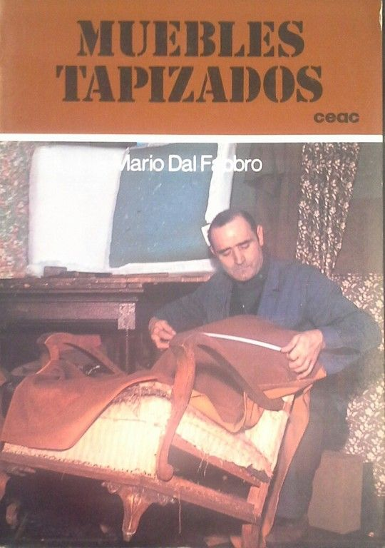MUEBLES TAPIZADOS