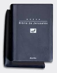 BIBLIA DE JERUSALÉN DE BOLSILLO