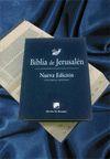 BIBLIA JERUSALEN MANUAL 1-2009