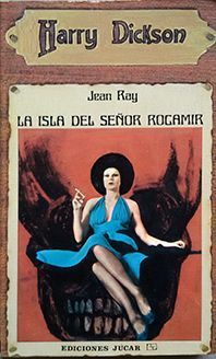 LA ISLA DEL SEÑOR ROCAMIR - Nº37