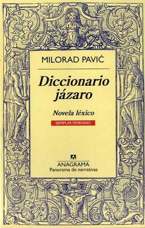 DICCIONARIO JÁZARO (EJEMPLAR FEMENINO)