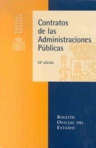 CONTRATOS DE LAS ADMINISTRACIONES PÚBLICAS