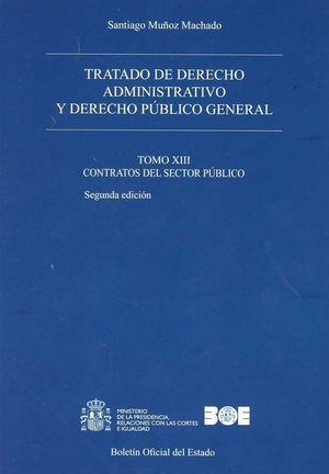 TRATADO DE DERECHO ADMINISTRATIVO Y DERECHO PUBLICO GENERAL