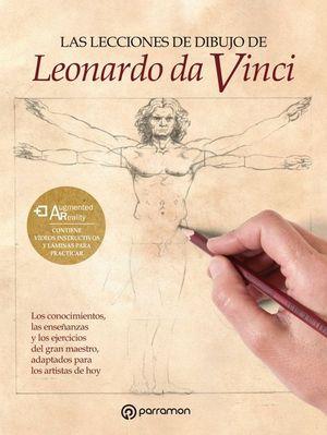 LAS LECCIONES DE DIBUJO DE LEONARDO DA VINCI
