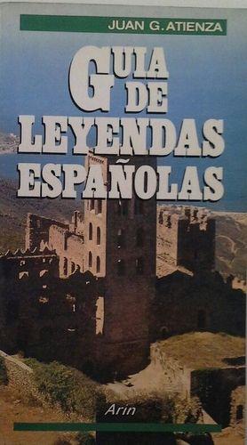 GUÍA DE LEYENDAS ESPAÑOLAS