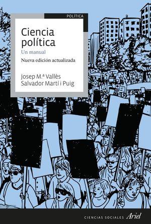 CIENCIA POLITICA. UN MANUAL