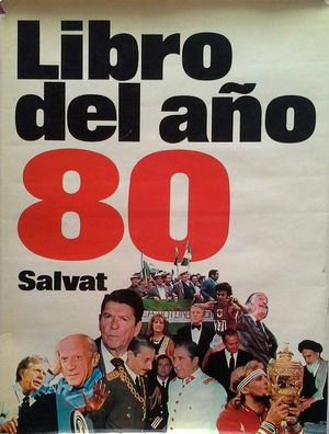 LIBRO DEL AÑO 1980