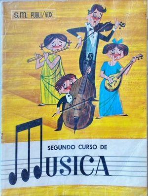 SEGUNDO CURSO DE MÚSICA