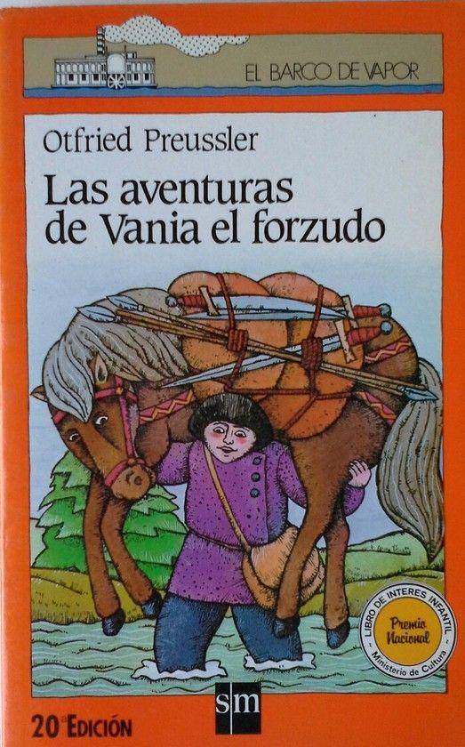LAS AVENTURAS DE VANIA EL FORZUDO