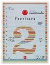 CUADERNO 2 DE ESCRITURA, CUADRÍCULA. 1 PRIMARIA