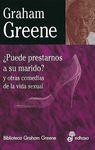 ¿PUEDE PRESTARME A SU MARIDO? Y OTRAS COMEDIAS DE LA VIDA SEXUAL