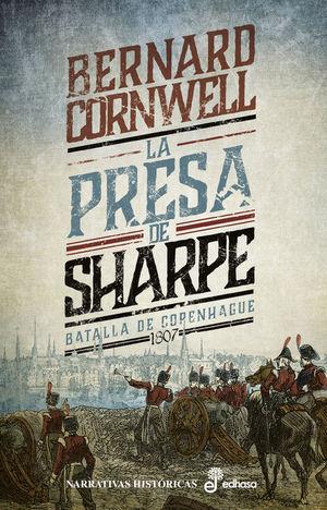 SHARPE 5: LA PRESA DE SHARPE