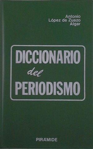 DICCIONARIO DEL PERIODISMO