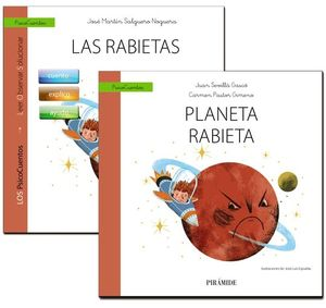 LAS RABIETAS + CUENTO: PLANETA RABIETA
