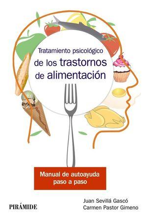 TRATAMIENTO PSICOLÓGICO DE LOS TRASTORNOS DE ALIMENTACIÓN
