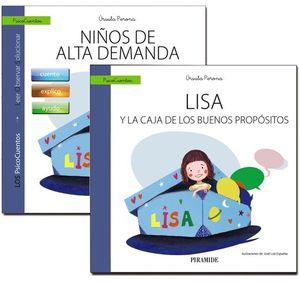 LISA Y LA CAJA DE LOS BUENOS PROPOSITOS