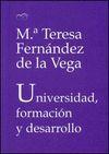 UNIVERSIDAD, FORMACION Y DESARROLLO