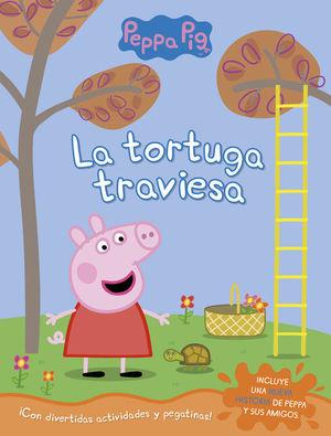 PEPPA PIG: LA TORTUGA TRAVIESA