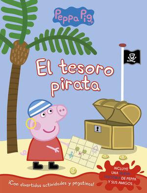 PEPPA PIG: EL TESORO PIRATA